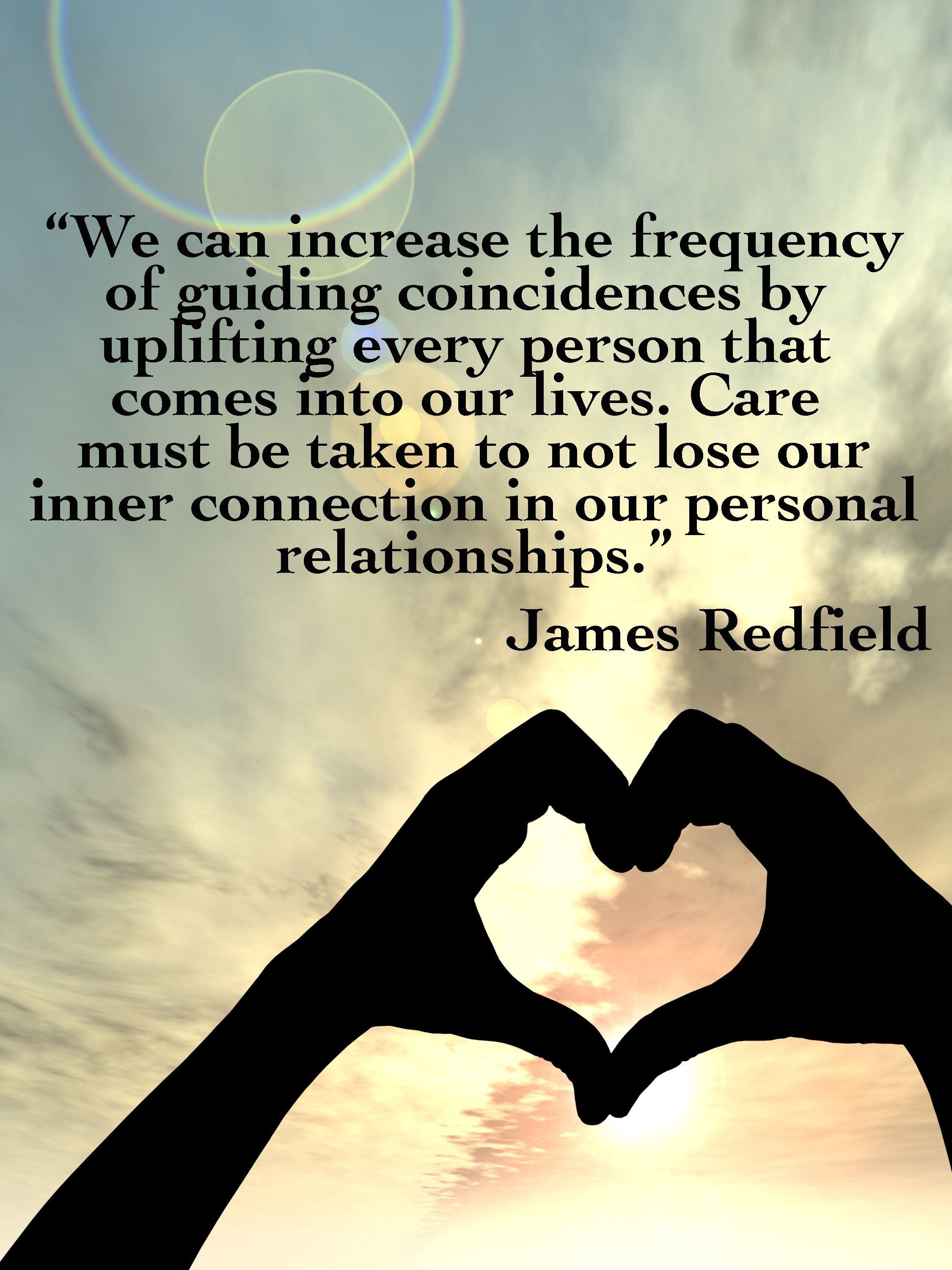 Spiritual Quotes On Love Impressive Inspirational And Spiritual Quotesjames Redfield  Celestine