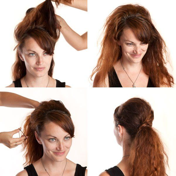 Pleasing How To Hairstyle Cute Way To Put Up Your Hair Hairstyle Hairstyles For Women Draintrainus
