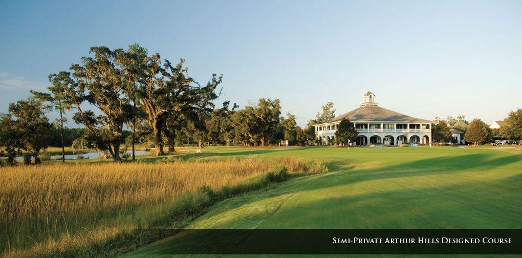 15+ Charleston private golf courses info