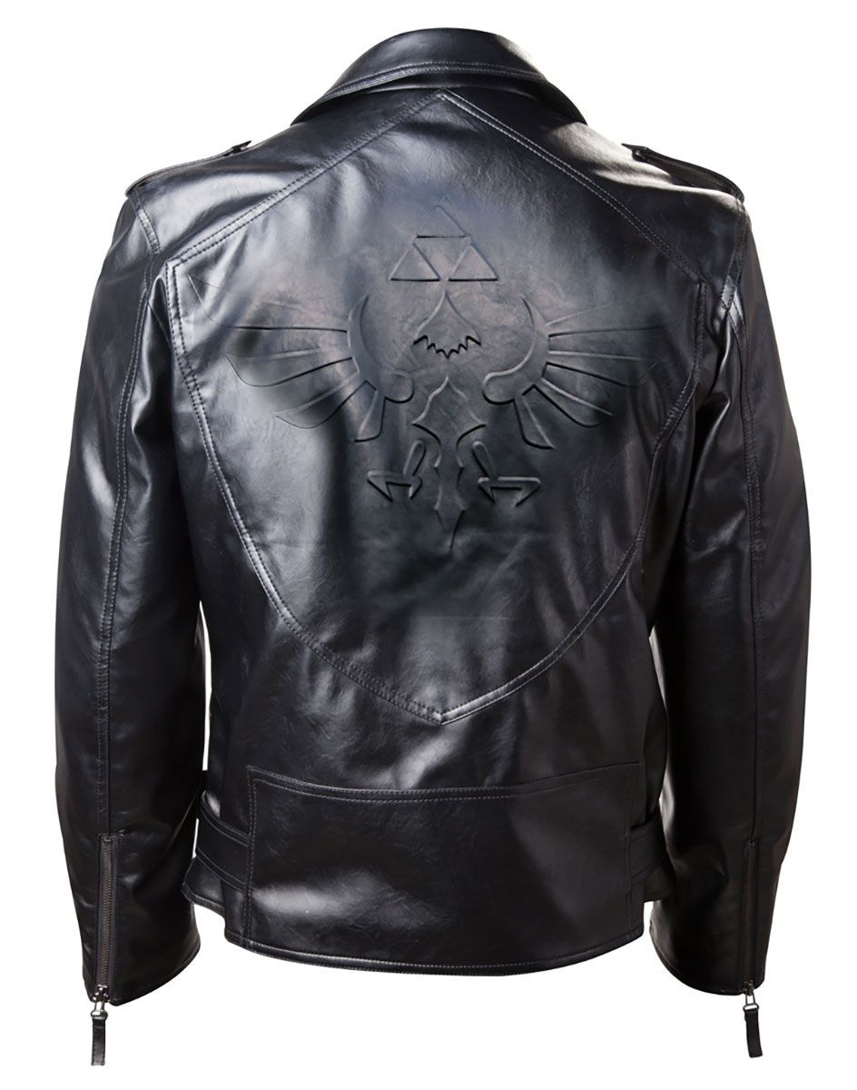 Zelda highway to hyrule biker jacket bikers and link costume