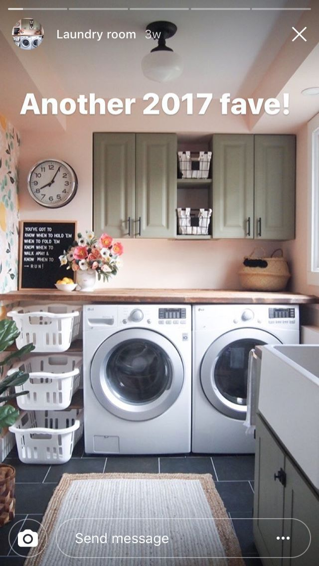 Photo of 60 atemberaubende Waschküche Dekor und Design-Ideen – #atemberaubende #Dekor #D…