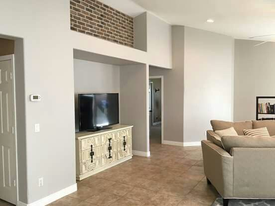 Paint Color Burnished Clay By Behr New House Ideas Living Room Paint Paint Colors For Home