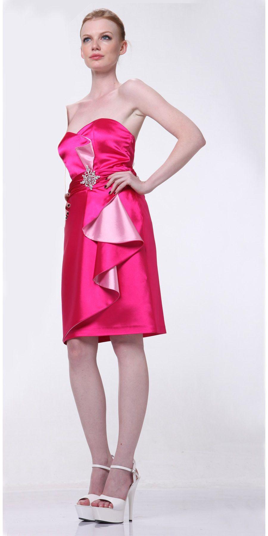 Único Clearance Cocktail Dresses Ideas Ornamento Elaboración ...