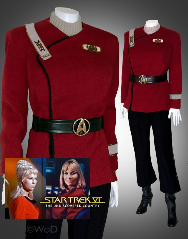 costume S Star Trek il capitano Kirk Mr