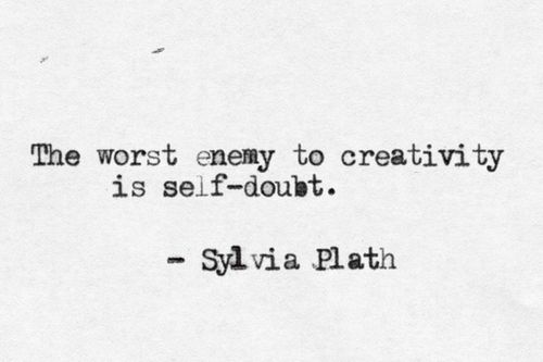 Sylvia Plath's words succeed to touch our souls and minds.