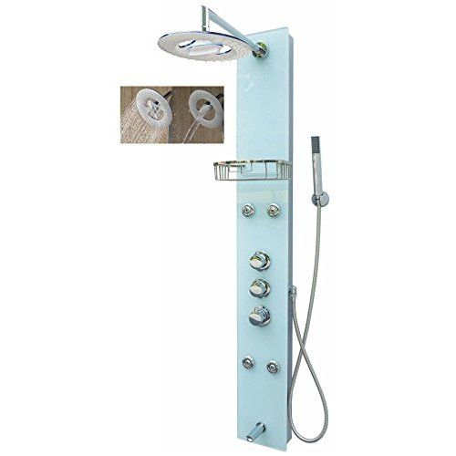 Hansgrohe 26871000 Duschpaneel Pharo Lift 2 M20 Manuell Ohne