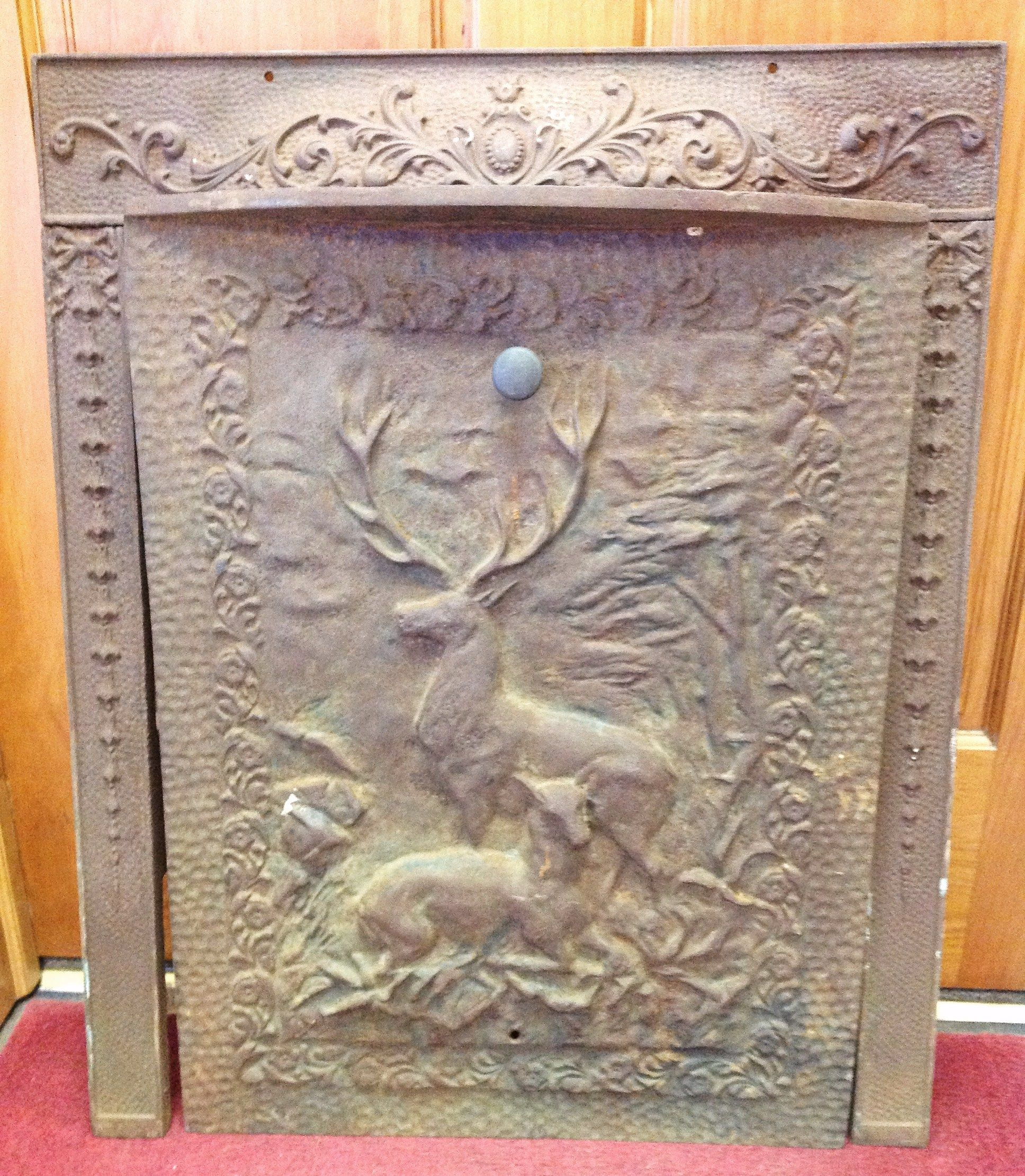 Late 1800 S Fireplace Cover Check It Out At Vintagegallery Com Fireplace Drawing Fireplace Cover Simple Fireplace