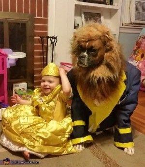 disfraces para tu beb y tu perro