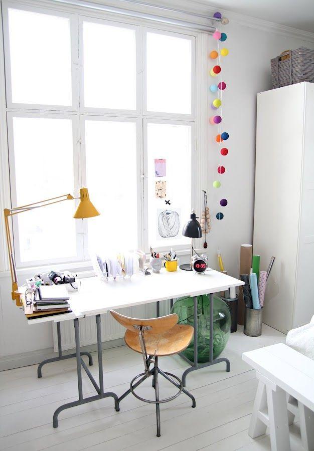 10 waanzinnige werkplekken voor thuis