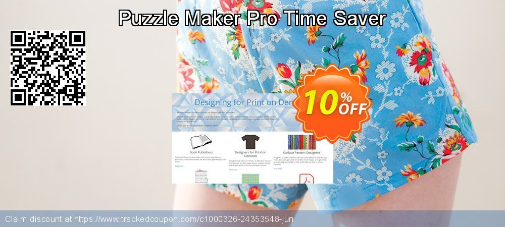 Puzzle Maker Pro Time Saver Coupon 10% discount code, Jun 2019 | The