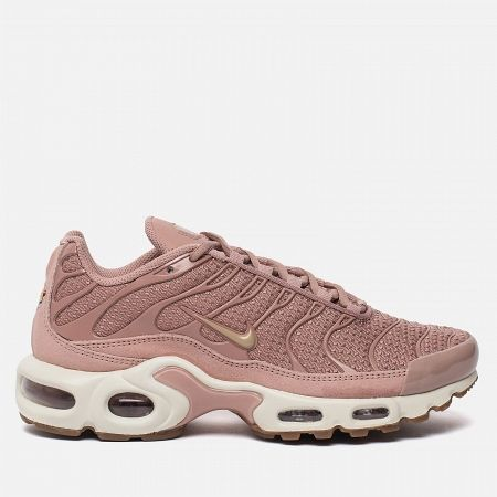 9ed6e13d87ca92 Женские кроссовки Nike Air Max Plus Particle Pink Mushroom Sail ...