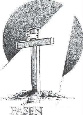 De Stille Week Www Evangelist Van Dooijeweert Com Goedevrijdag