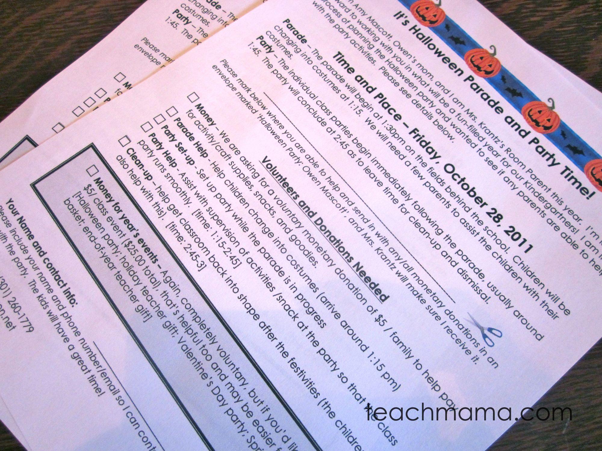 halloween class party ideas: help for classroom parents | Pinterest ...