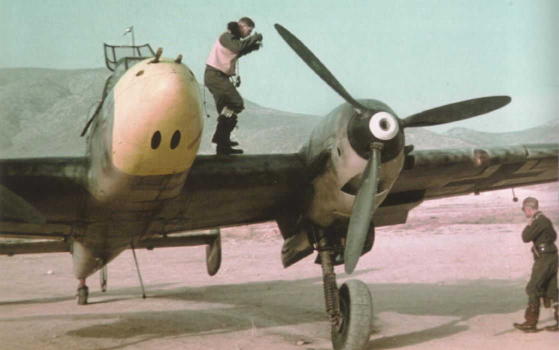 Bf 110 C5