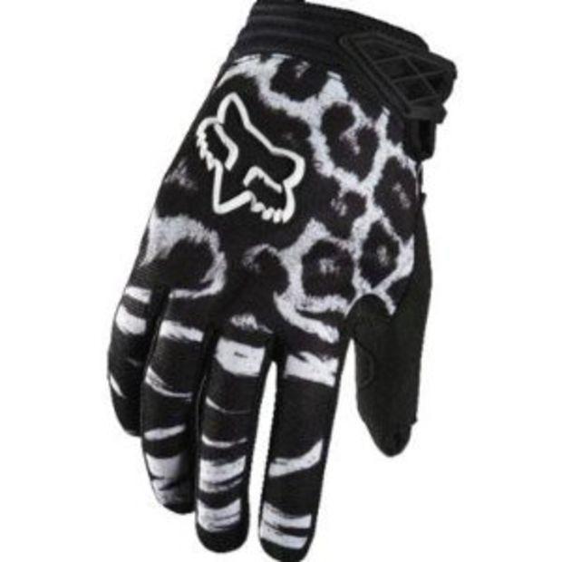Fox Racing Dirtpaw Youth Girls Dirt Bike Motorcycle Gloves Black Large Dirt Bike Girl Bike Gloves Bikes Girls