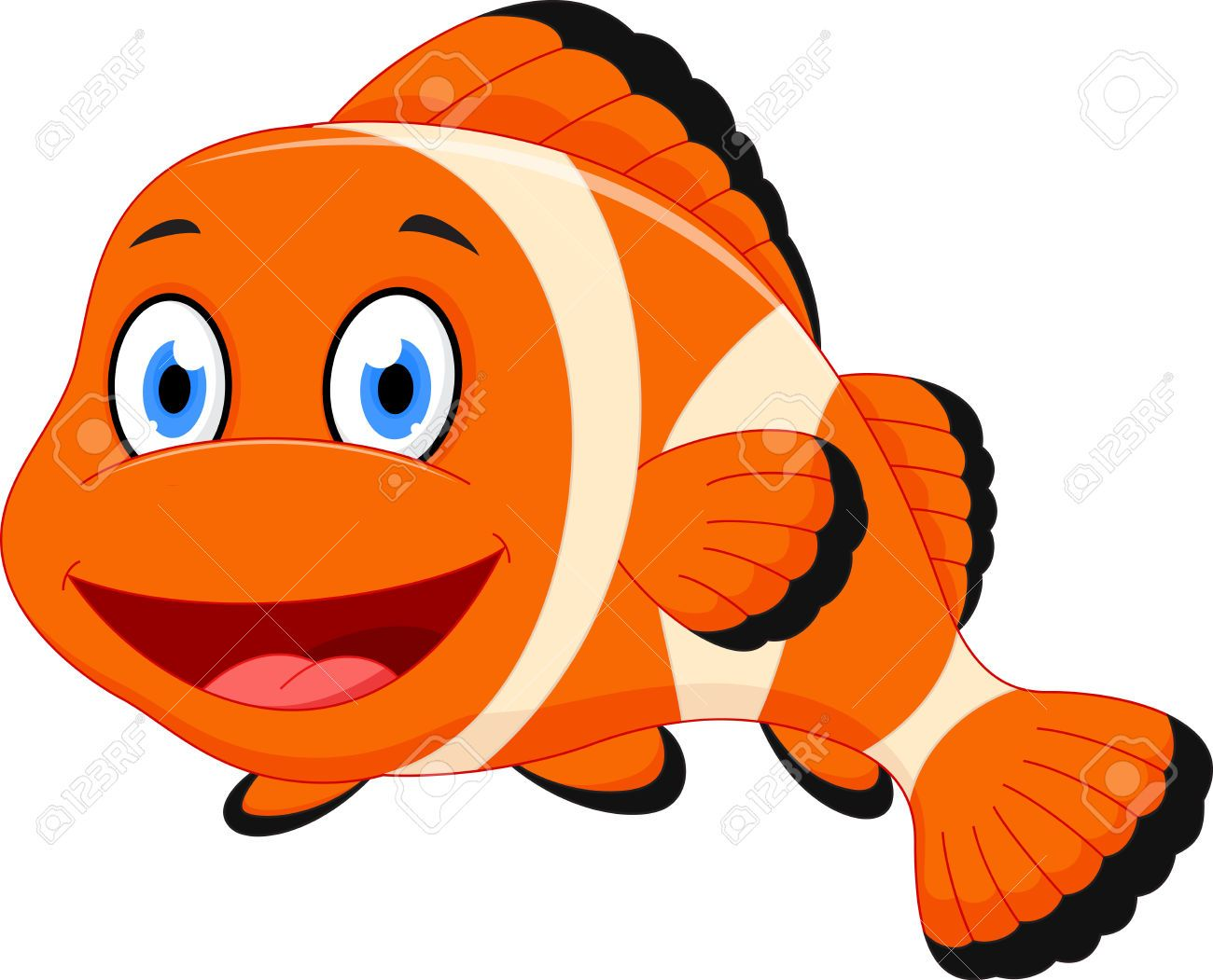 Image Result For Little Boy Fishing Cartoon Fish And