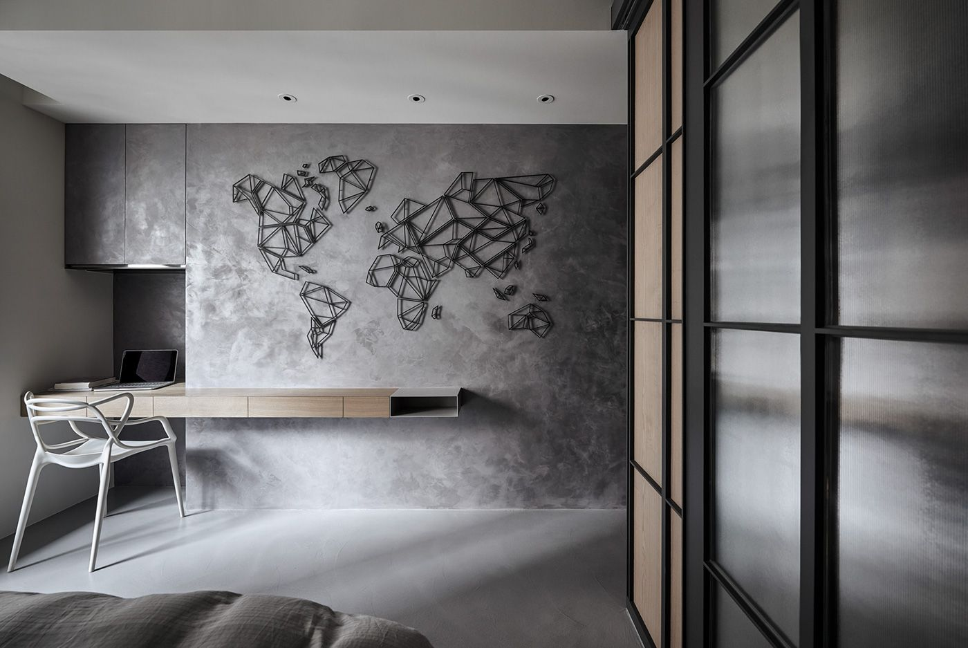 Lcga C House On Behance Inneneinrichtung Haus Interieurs Beleuchtung Wohnzimmer
