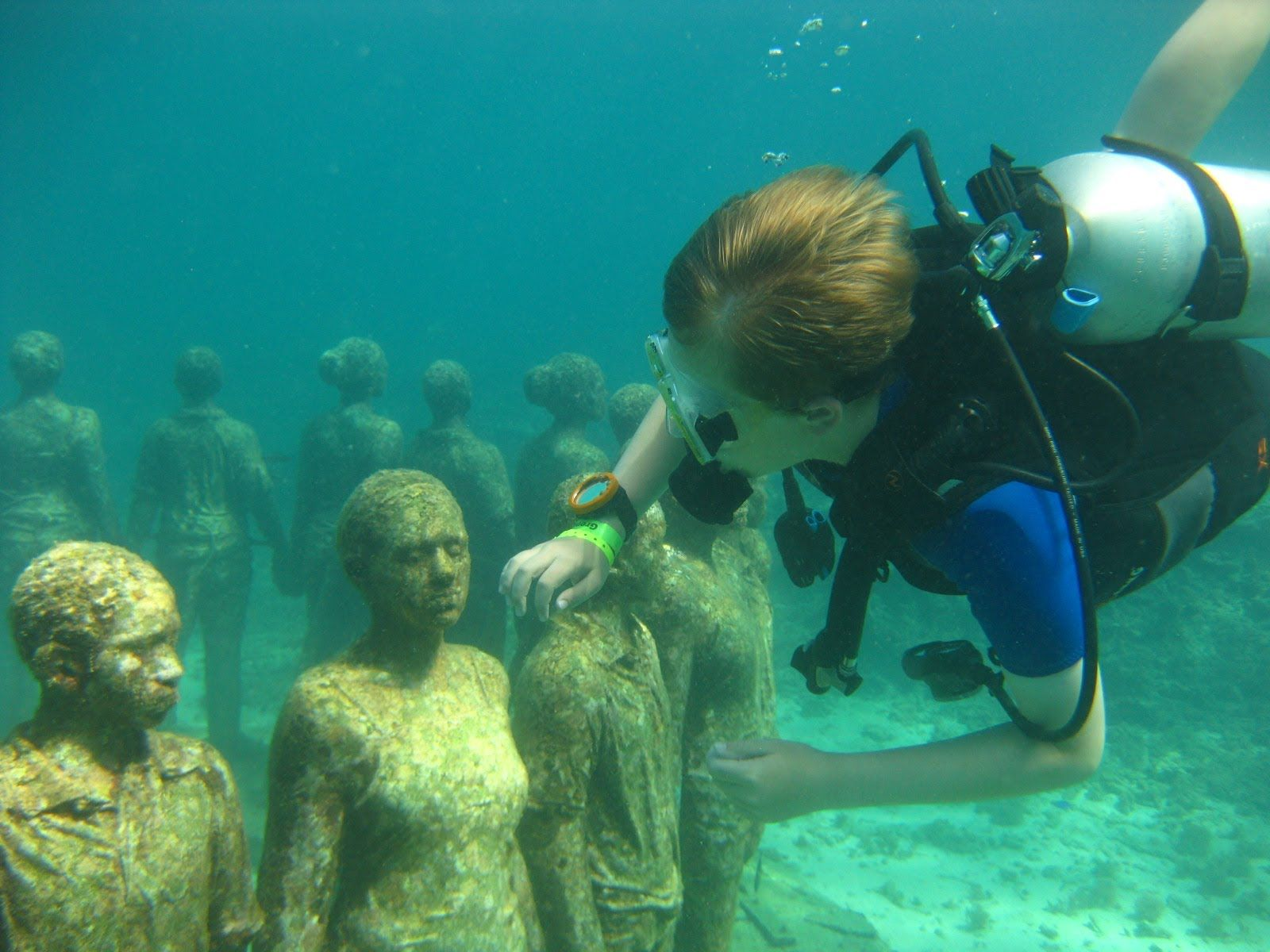 introduction to scuba diving in the caribbean scuba diving