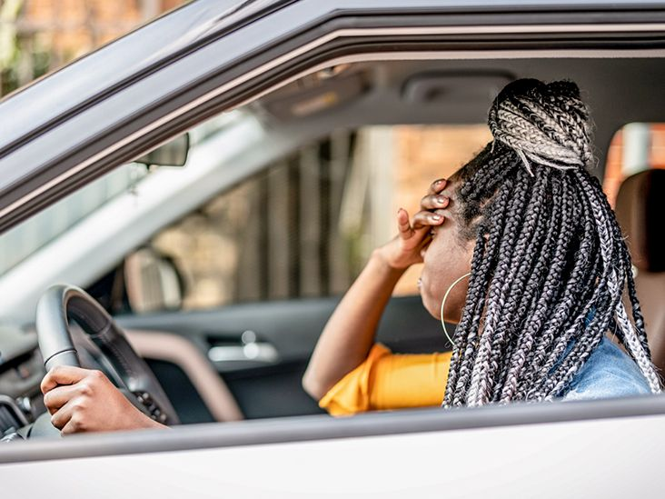 Panic Attack While Driving: Causes, Diagnosis, Treatment & More