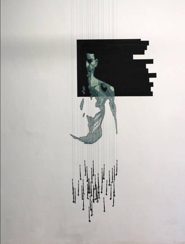 Pierre Fouche, lace artist