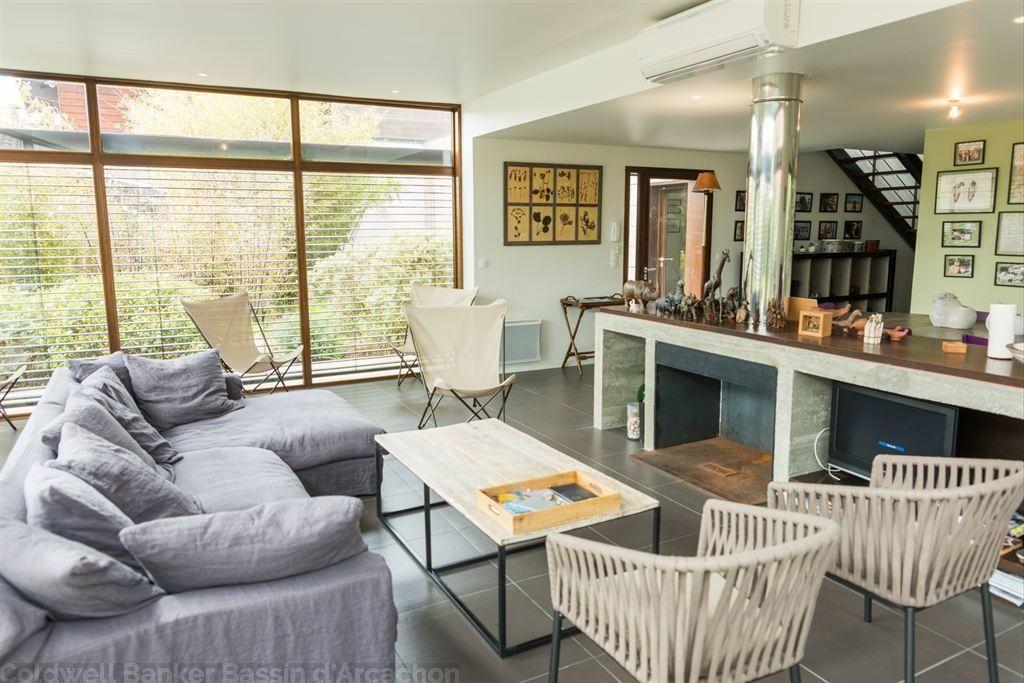 Vente Maison / Villa Lege Cap Ferret Petit Piquey villa d\u0027architecte - location maison cap ferret avec piscine