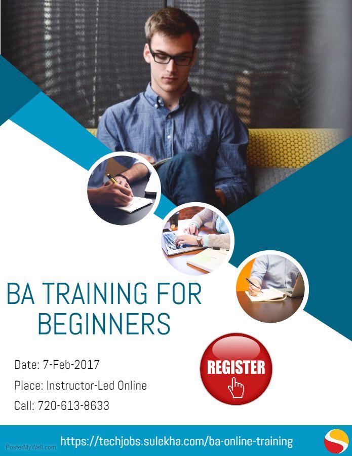 BACertificationTraining Program in Online for beginners from Feb 7th ...