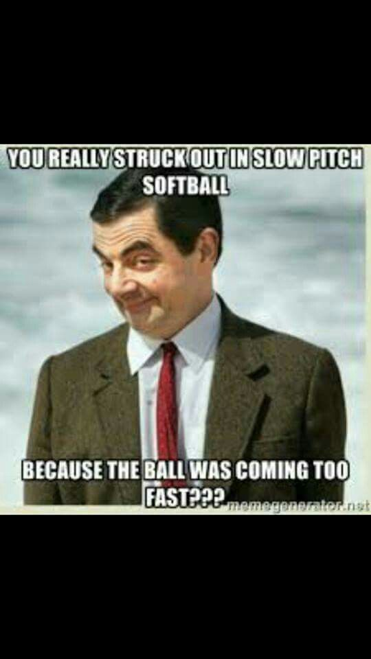Funny Slow Pitch Softball Pictures : funny, pitch, softball, pictures, Really, Struck, Pitch, Softball, Funny, Pictures,, Laugh,, Teacher, Humor