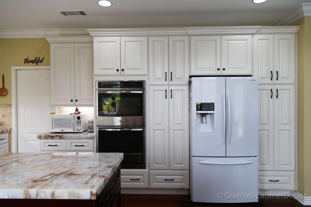 Photos for Granite & Cabinet Depot - Yelp | Cabinet ...