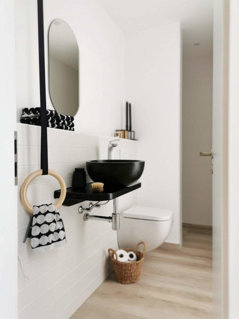 Diy Handtuchhalter Aus Holz Turnringen Mammilade Com In 2020 Badezimmer Accessoires Diy Handtuchhalter Badezimmer