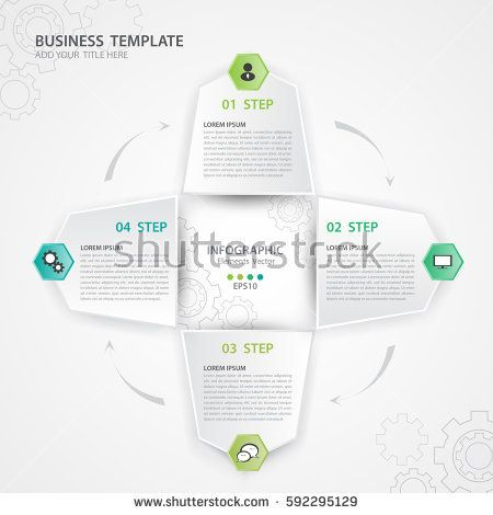 Infographic elements vector for business polygon web design infographic elements vector for business polygon web design banner presentation geometric ccuart Gallery