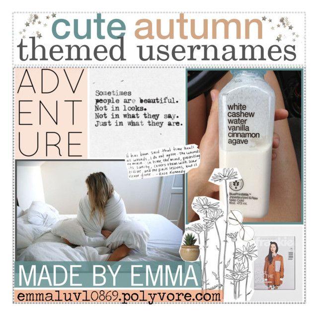 Cute Autumn Themed Usernames By Emma Theme Autumn Inspiration Cute