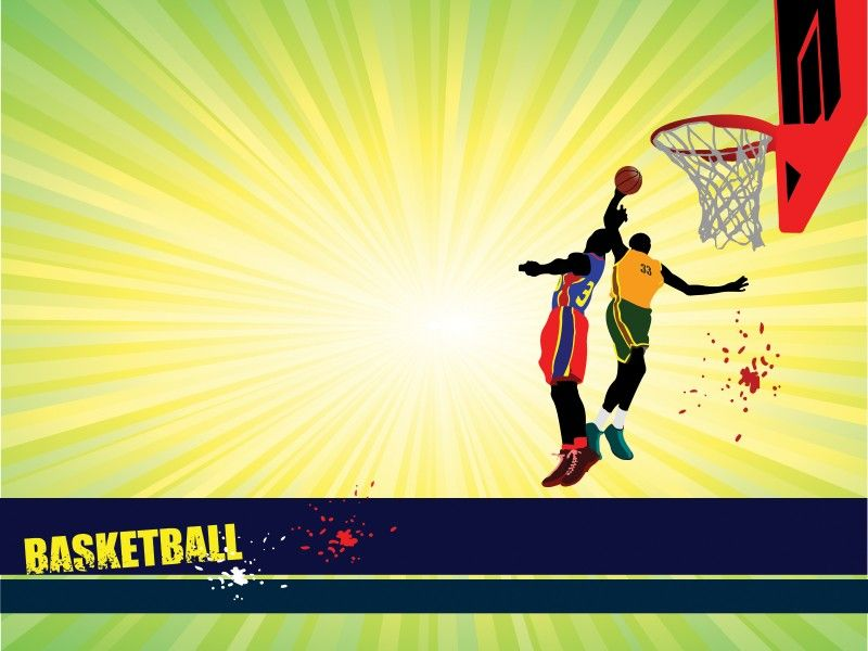 Sports Basketball  Powerpoint