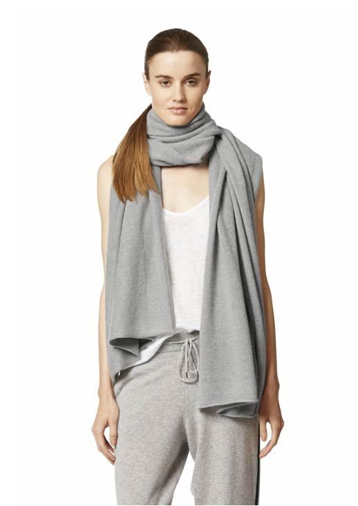 The must Have piece- a fabulous 100% Cashmere scarf / wrap by 360 Cashmere. The Linus Wrap Shawl on sale at Paula & Chlo 30% Off Cyber Sunday / Monday