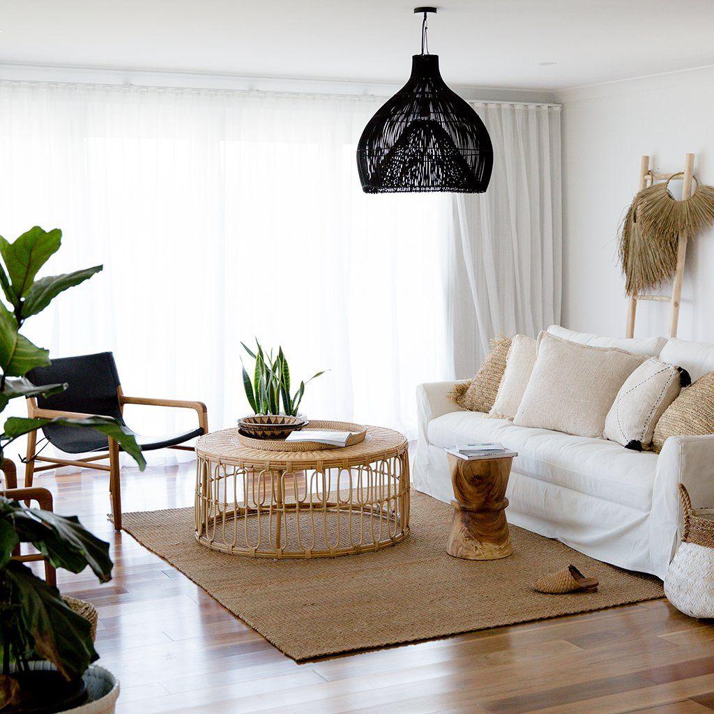 Drifter Rattan Coffee Table Rattan Furniture Living Room Home