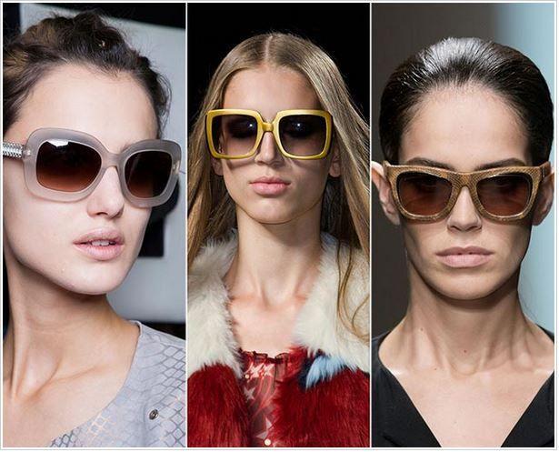 f2a1d9fd2cf2 Spring/ Summer 2015 Eyewear Trend #8: Square Sunglasses | Unique ...