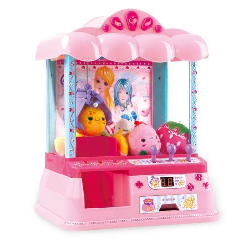 Carnival Toy Box Pink: #cute Claw Machine Game! #ad #eBay #ClawMachine Gili