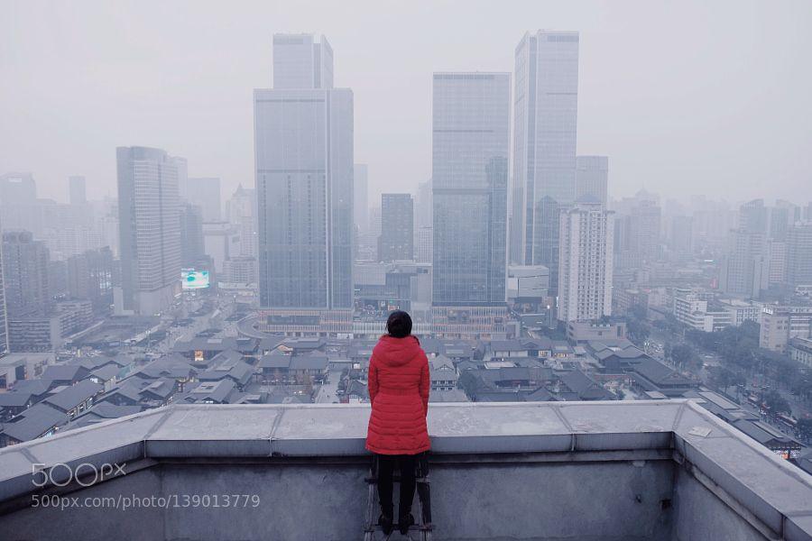 Life Is Like Fog by wangruisong