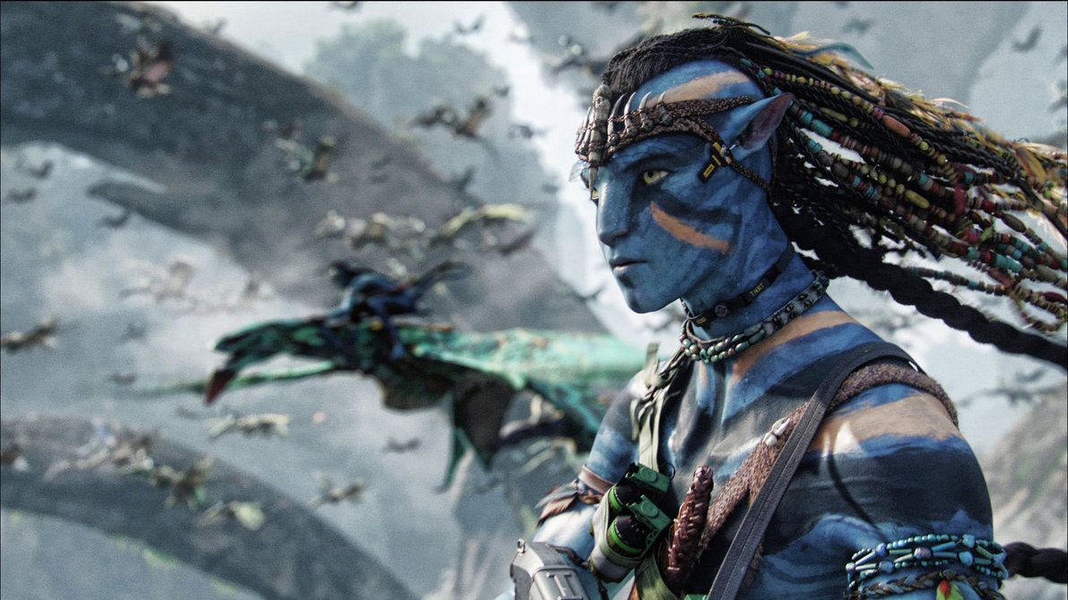 Wallpaper Neytiri Seze Avatar Hd Movies 4115: Avatar Jake Sully Edit By Prowlerfromaf On DeviantART