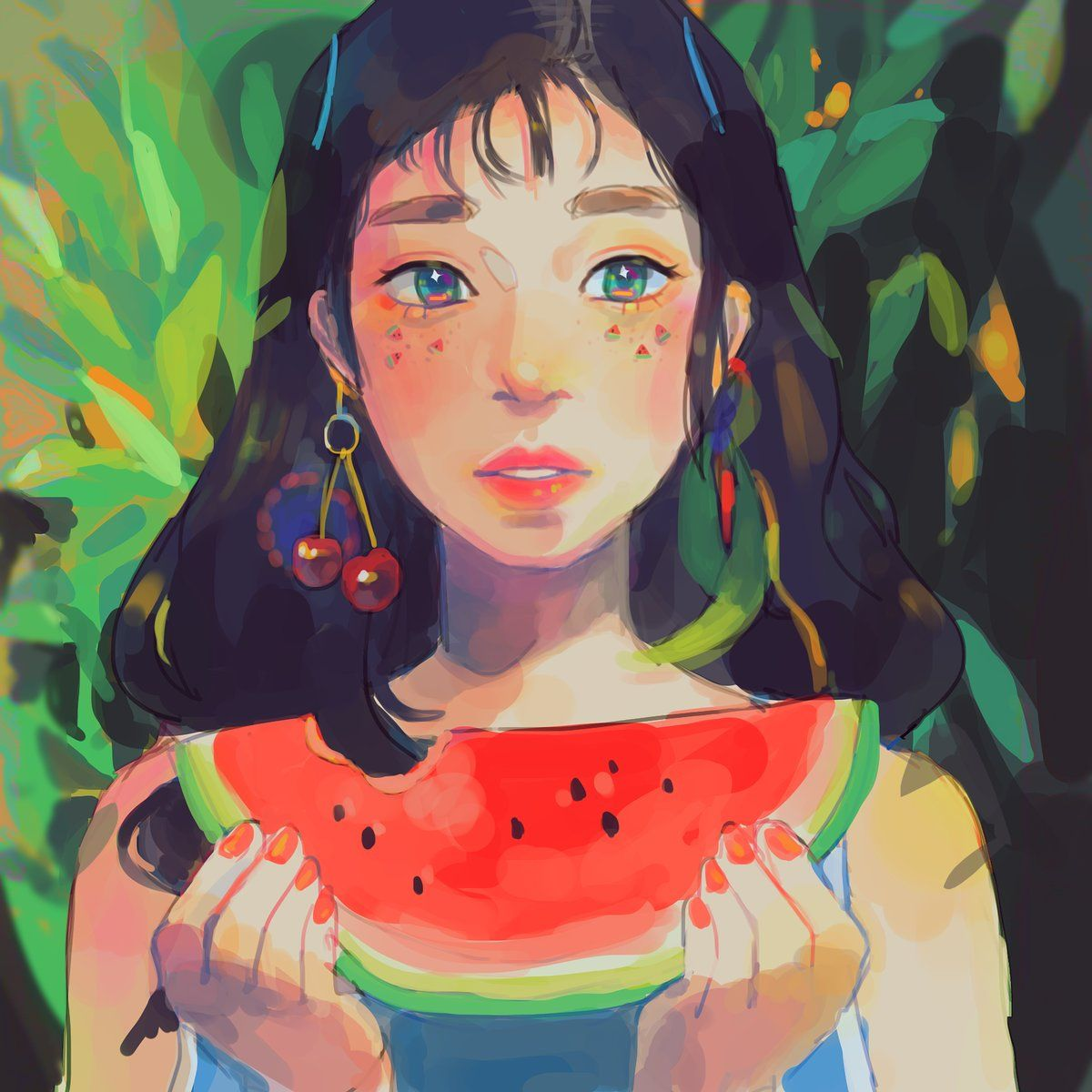 Fan Art Of Irene Of Red Velvet From Their