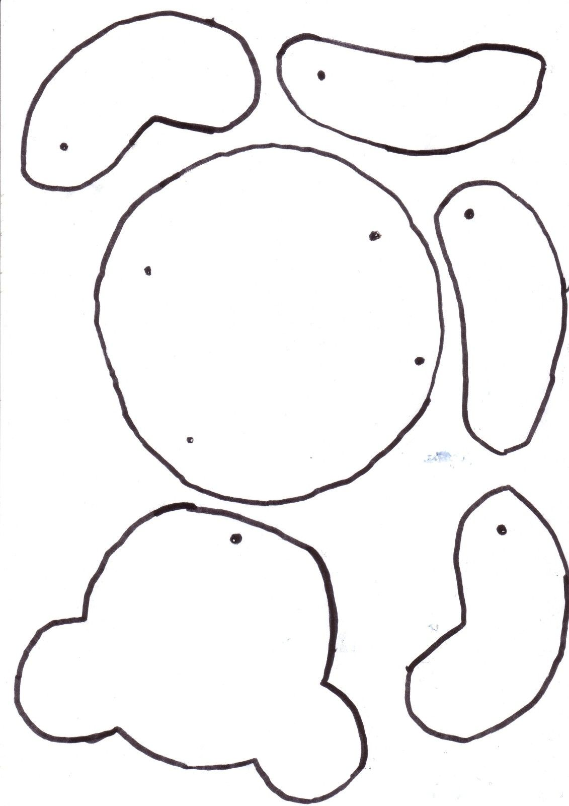 Les 3 Ours Bricolage