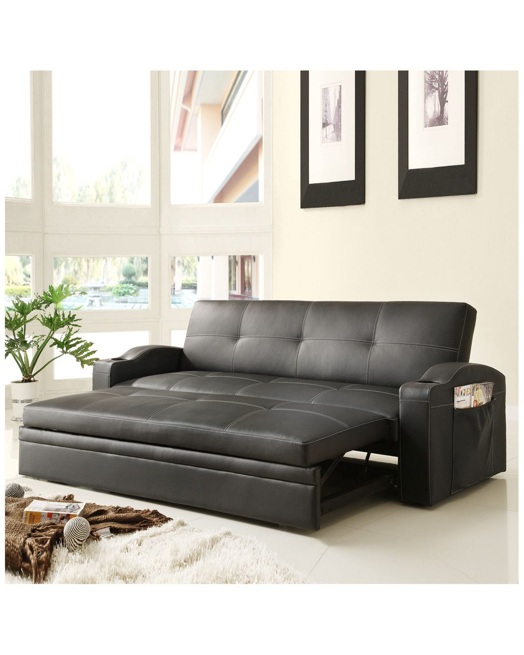 Spotted This Recliner Sofa With Pullout Trundle On Rue La La Shop