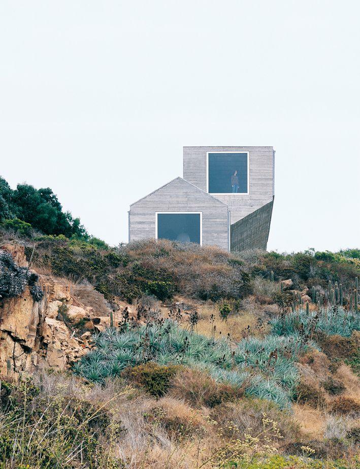 casa los vilos, bahía azul chile | Arquitectura | Pinterest | Bahías ...