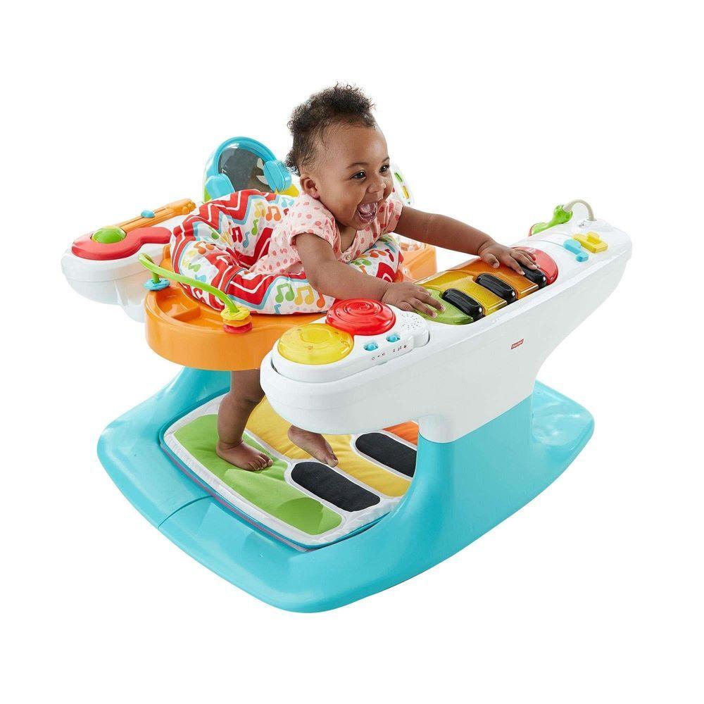 f3e6753b93f3 Toddler Musical Piano Activity Center Baby Development Tray ...