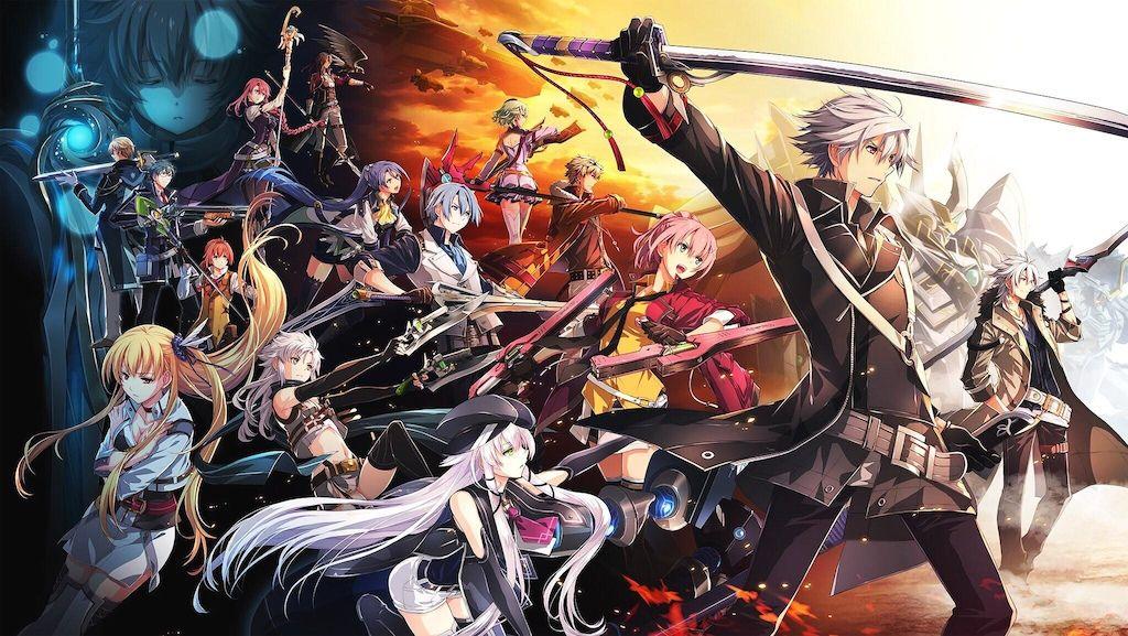 The Legend Of Heroessen No Kiseki Iv The End Of Saga Rean