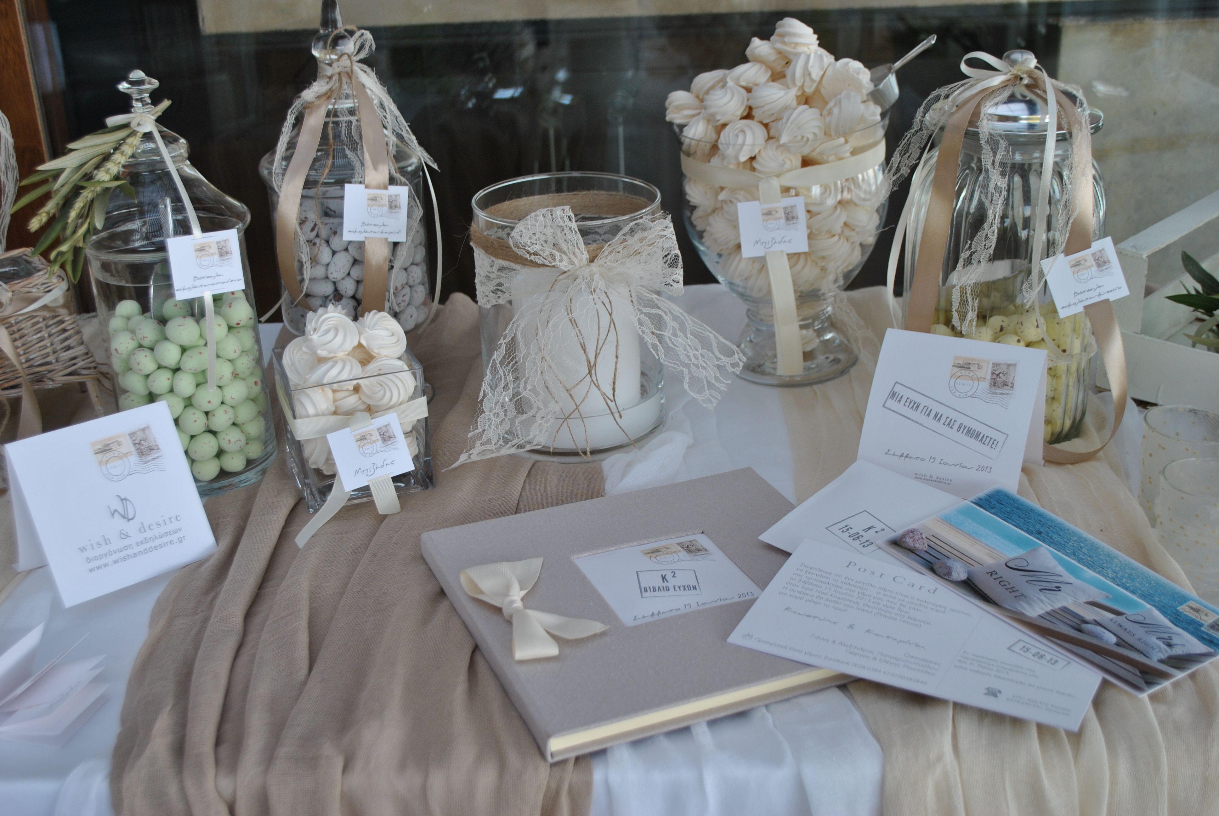 U Candy Bar Wedding PartiesWedding ReceptionWedding IdeasWedding