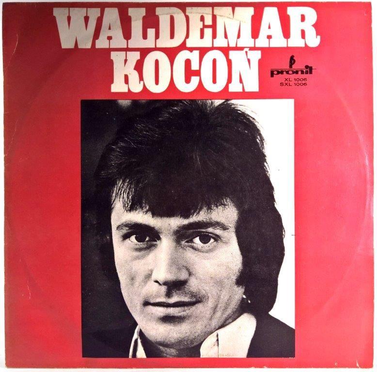 Waldemar Kocon Waldemar Kocon Stereo Plyty Winylowe Rock Muzyka