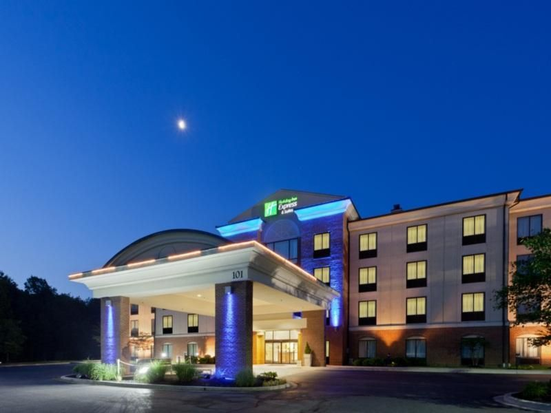 North East Md Holiday Inn Express Hotel Suites United States America Stop At To Discover