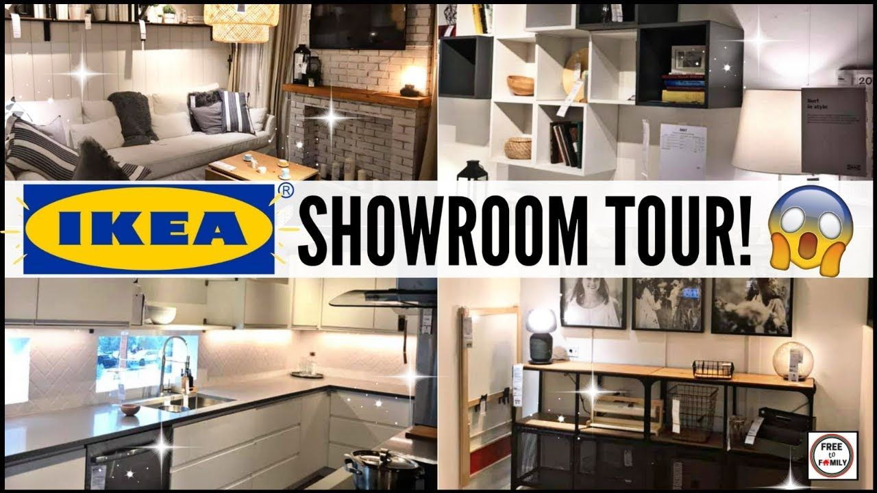 Ikea Shop With Me 2020 New Room Displays At Ikea Showroom Tour S Ikea Showroom Showroom Living Room Room Display