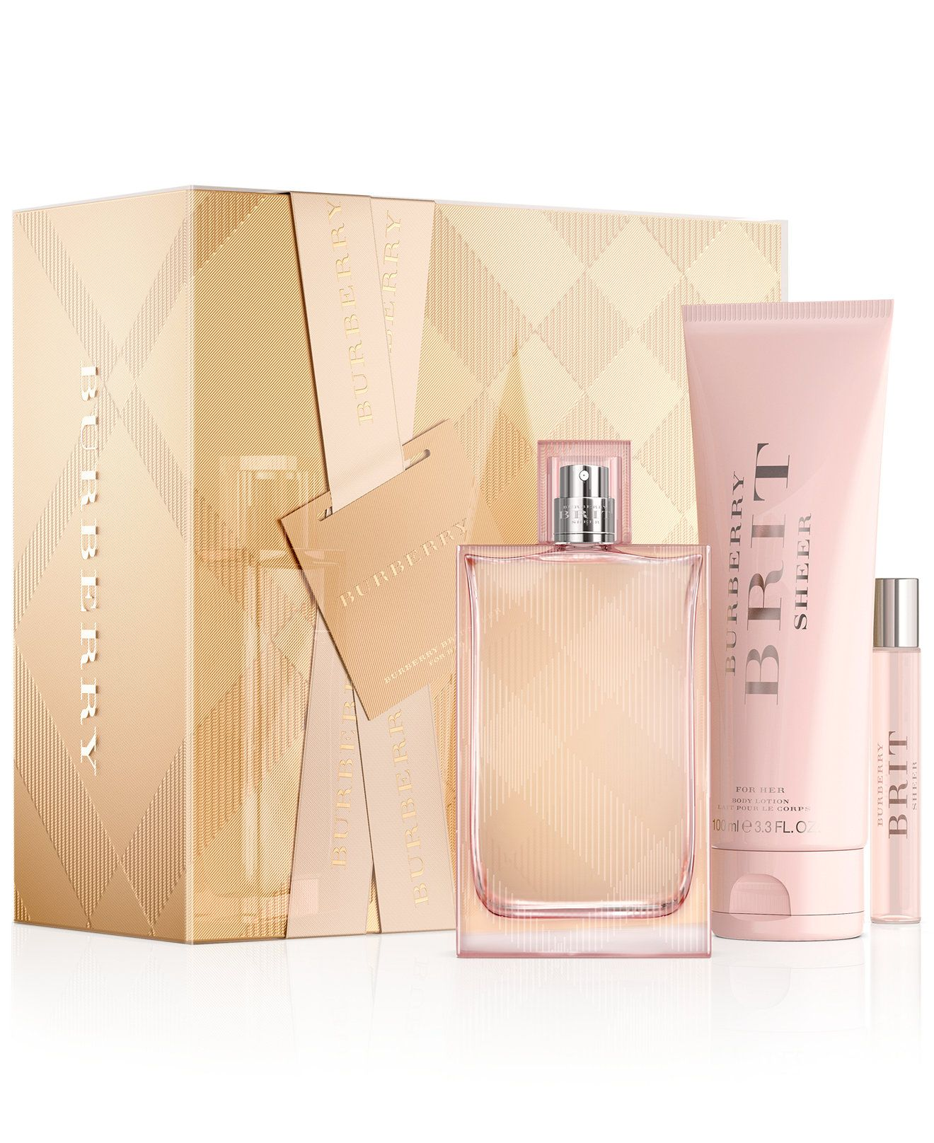 burberry brit sheer eau de toilette spray sqhc  Burberry Brit Sheer Gift Set