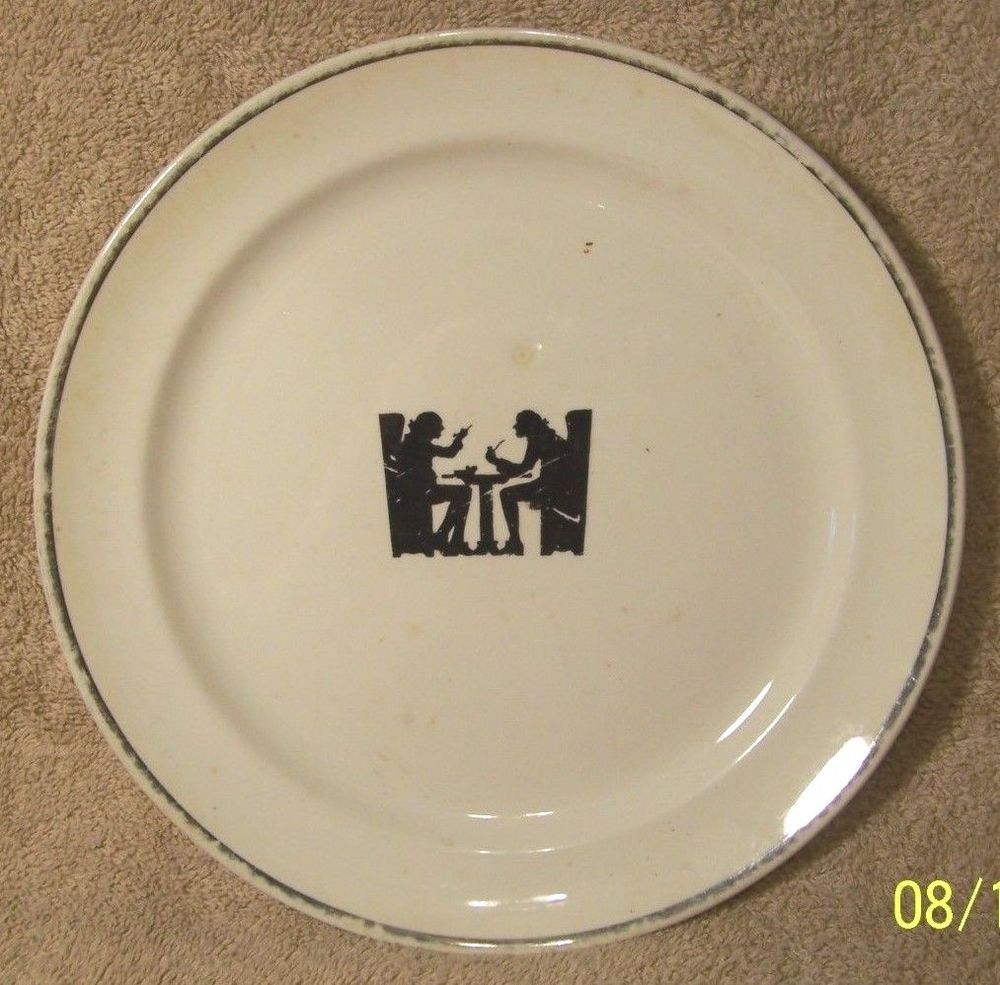 Discover ideas about Dinner Plates & Vintage SUPERIOR HALL QUALITY